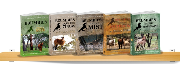 3D 5 Brumbies books 002